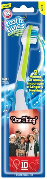 Get Your Kids To Brush Their Teeth With ARM & Hammer Tooth Tunes!